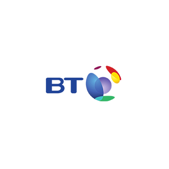 an image of the BT communications logo