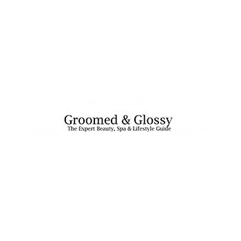 The Groomed & Glossy Logo