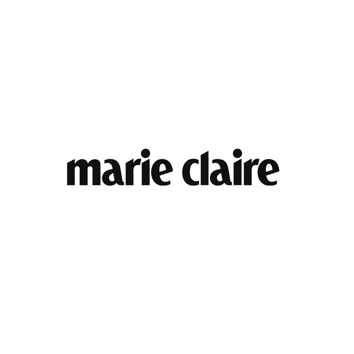 an image of the marie claire logo
