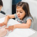 child pampering - childs nail painting