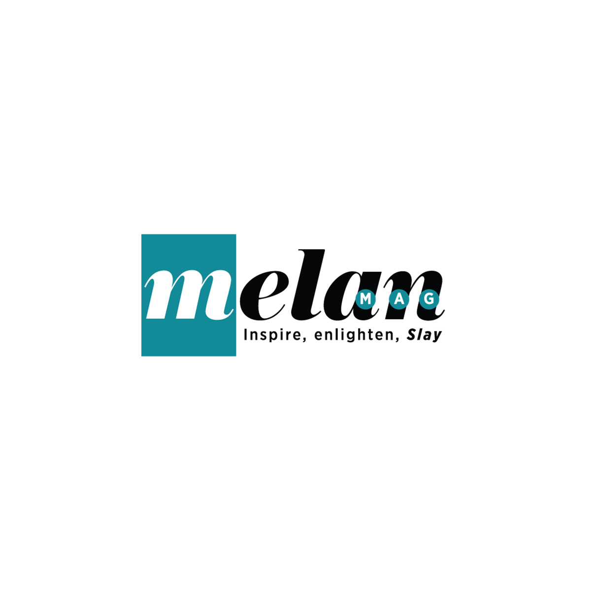 the melan magazine logo